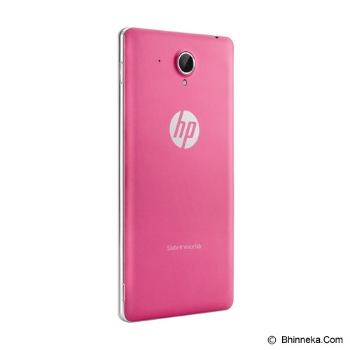 HP Back Cover for HP Slate 6 Voice Tab [J2W60AA] - Pink - Casing Handphone / Case